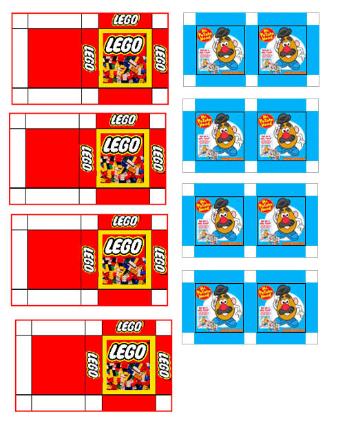 Printable Toyboxes For Shops