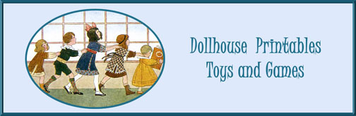 graphic regarding Dolls House Wallpaper Free Printable named Absolutely free Dolls Dwelling printable game titles and toys menu